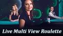 Live Multi View Roulette