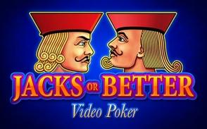 Jacks or Better Video Poker 1 Hand