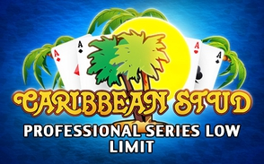 Caribbean Stud Professional Series Low Limit
