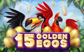 15 Golden Eggs