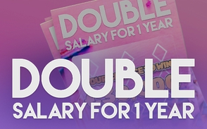 Double Salary - 1 Year