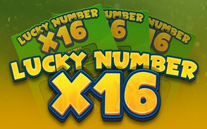 Lucky Numbers x16